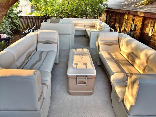 Premium Pontoon Boat Furniture