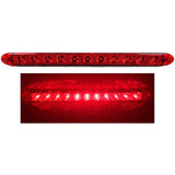 "16"" Red Reflector Tail Light"