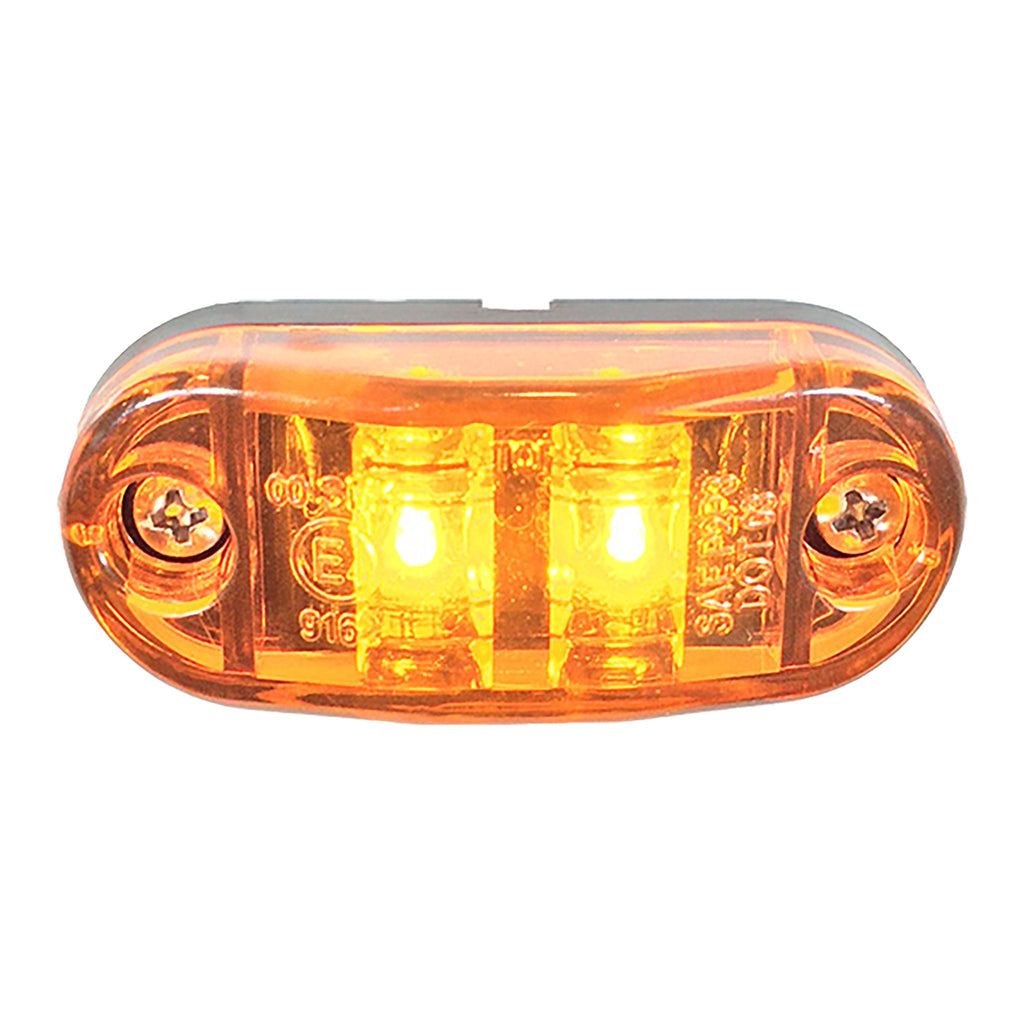 Pontoon Trailer Surface Mount Marker Light