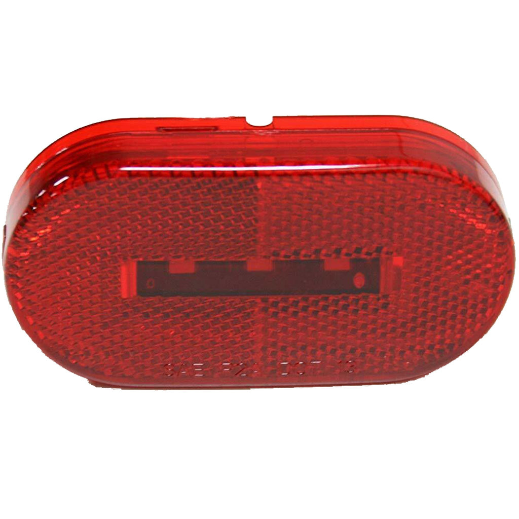 "4""x 2"" LED Oblong Pontoon Trailer Marker Light"
