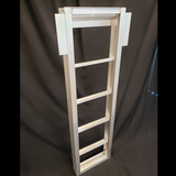 Clearance Item CL-63 | Under Deck Pontoon Boat Ladder (5 Step Ladder Stores Under Deck)