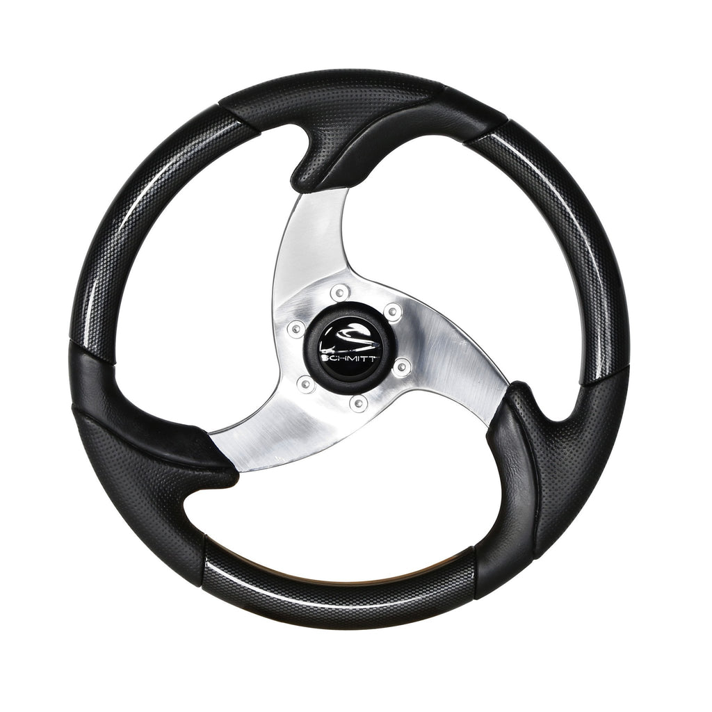 "15"" Folletto Pontoon Steering Wheel"