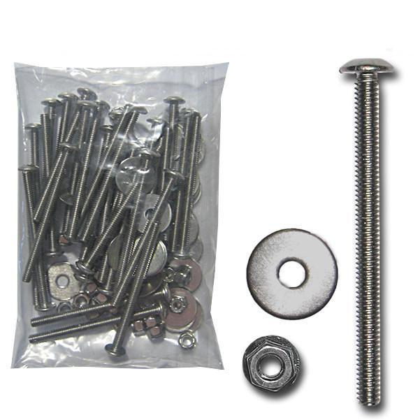 Pontoon Fence Bolt Kit Pontoonstuff Com