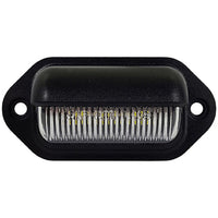 Pontoon Trailer License Plate Light