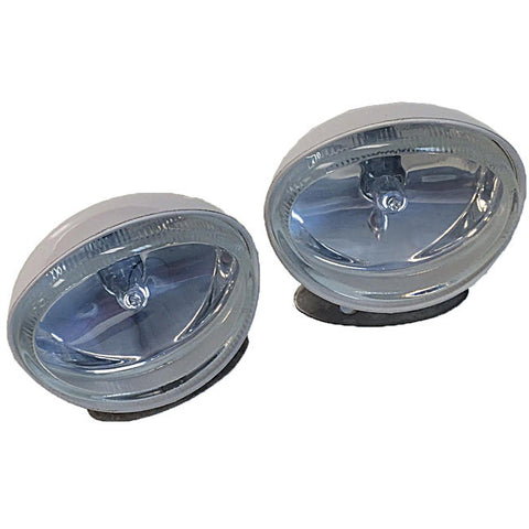 Pontoon Boat Docking Lights