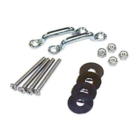 pontoon ladder attachment kit