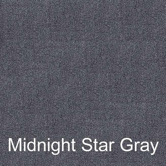 24oz midnight star gray boat carpet