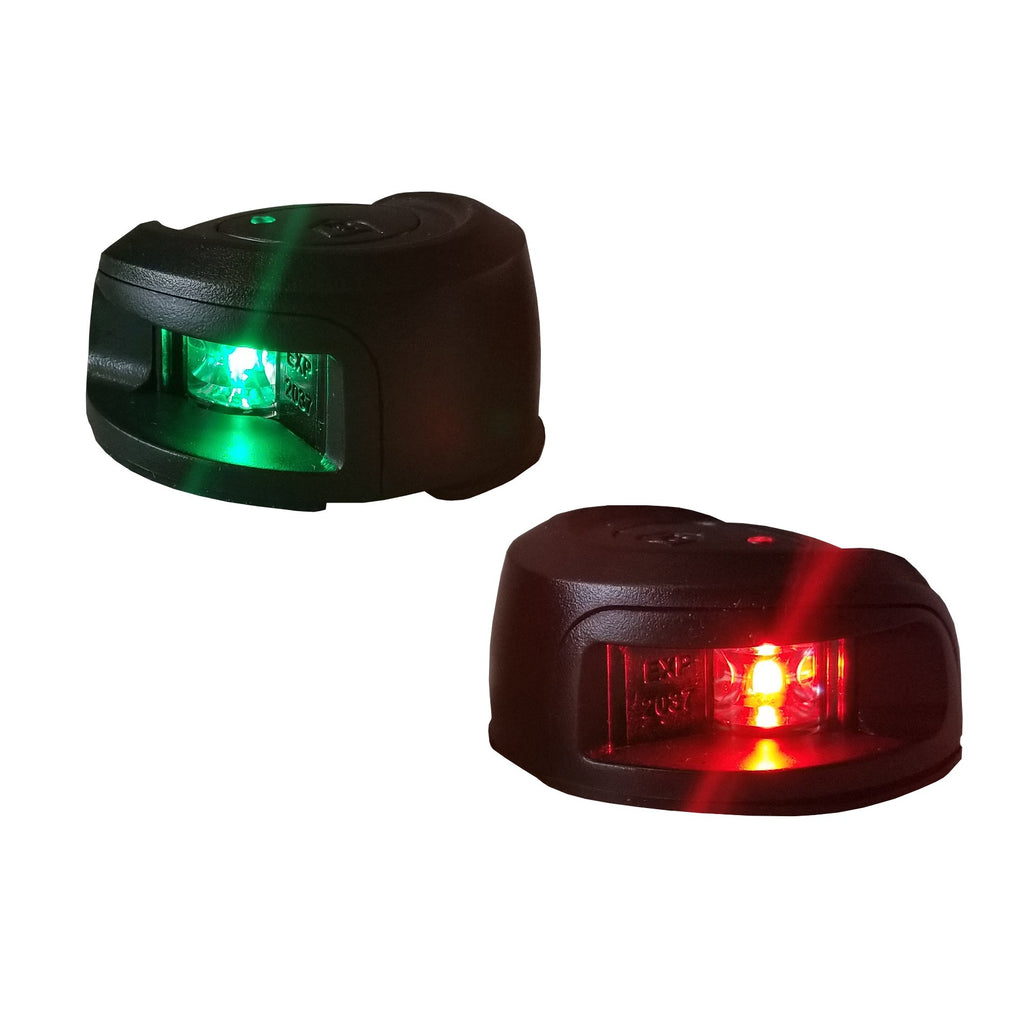 Red/Green Navigation Lights