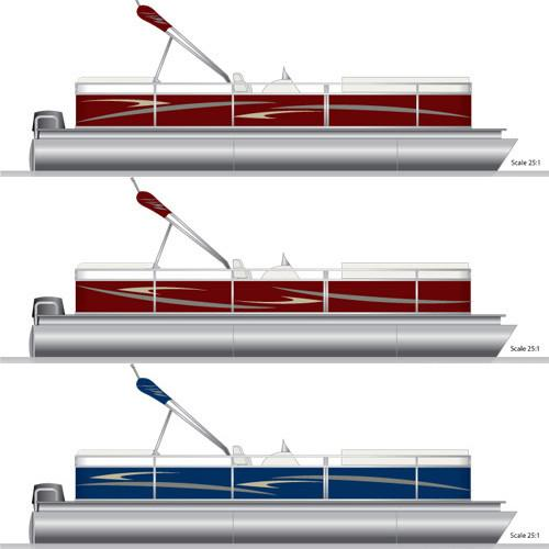 Pontoonboatgraphicscom LinkedIn Graphics For Custom Pontoon Boat - Custom houseboat graphicshouseboatgraphicscom linkedin
