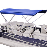 Electric Powered Pontoon Boat Bimini Tops