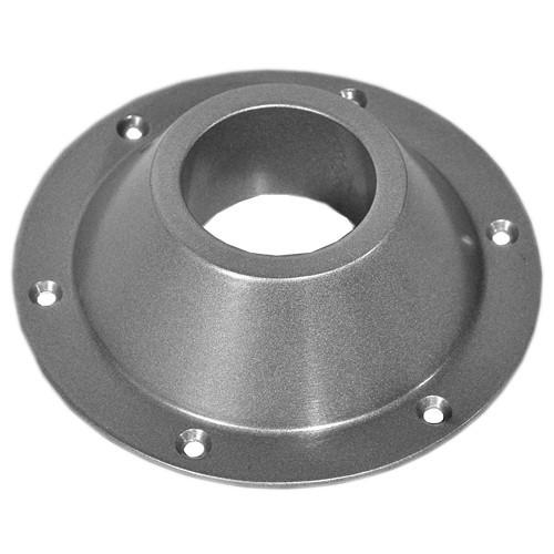 "2-1/4"" diameter opening designed for tapered leg"
