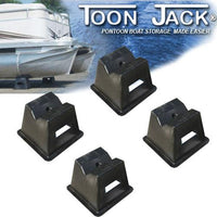 Toon Jack pontoon boat storage blocks