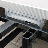 underdeck pontoon boat ladder