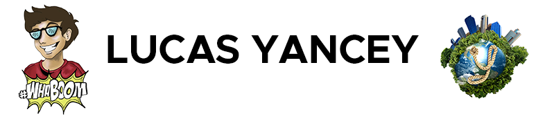Link to Lucas Yancey Professional Site