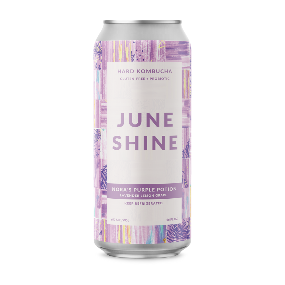 JuneShine Nora's Purple Potion