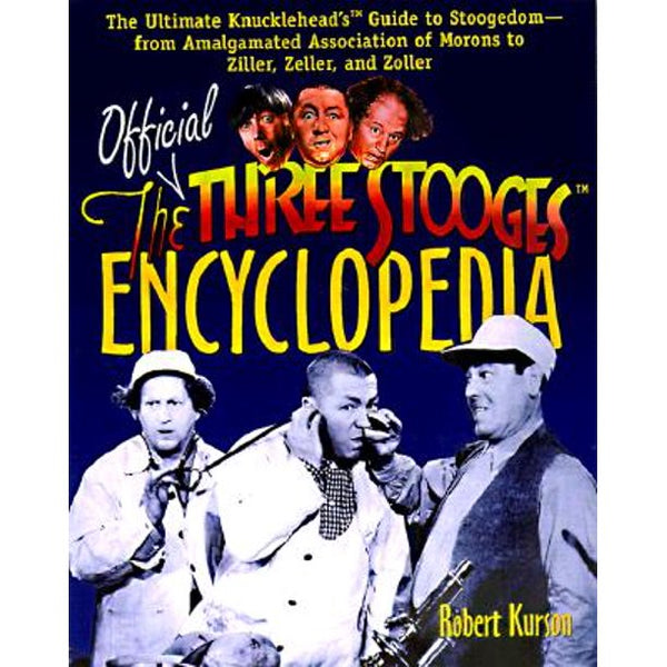 Official Three Stooges Encyclopedia