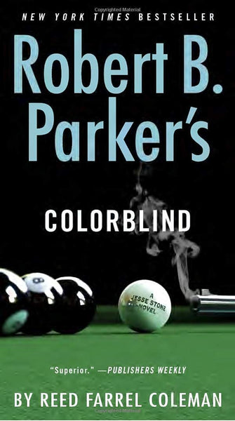 Robert Parker's Colorblind (Jesse Stone 17)