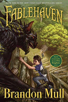 Fablehaven (Book 1) by Brandon Mull
