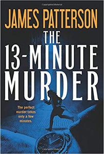 13 Minute Murder by James Patterson
