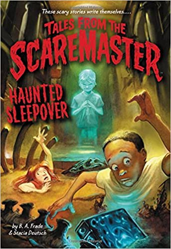 Haunted Sleepover (Tales from the Scaremaster)