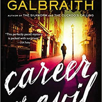 Career of Evil (Cormoran Strike 3) by Robert Galbraith