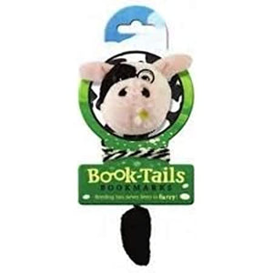 Book Tails Bookmark - Cow