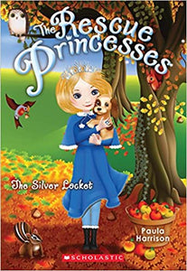 The Silver Locket (Rescue Princesses 9)