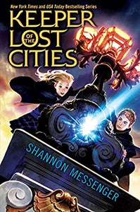 Keeper of Lost Cities: Illustrated (Book 1)