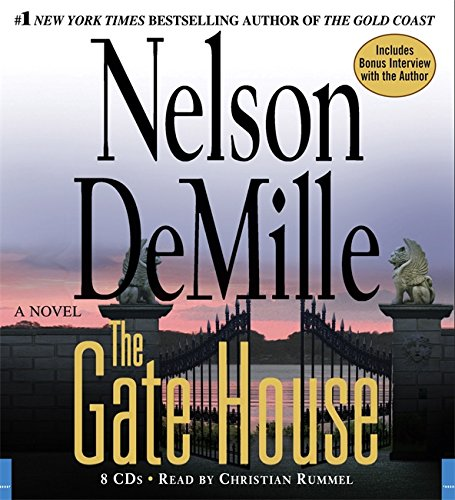 The Gate House (Abridged CD) by Nelson DeMille