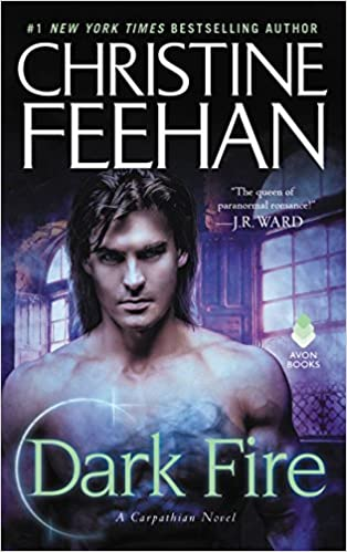 Dark Fire (Carpathian #6) by Christine Feehan