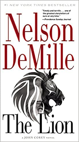 The Lion (John Corey 5) by Nelson DeMille