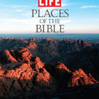 Places of the Bible: A Photographic Pilgrimage by Life Application Study Bible