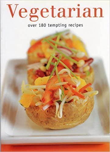 Vegetarian: Over 180 Tempting Recipes by Sue Ashworth