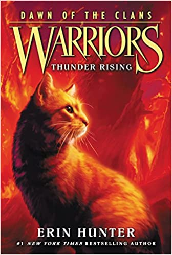 Thunder Rising (Warriors: Dawn of the Clans 2)