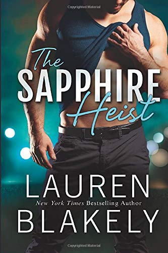 The Sapphire Heist (Jewel #2) by Lauren Blakely