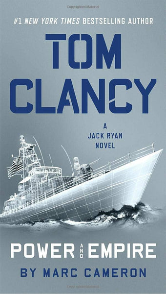 Tom Clancy's Power and Empire (Jack Ryan 18)