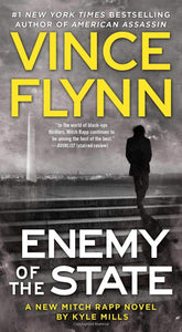 Enemy of the State (Mitch Rapp 16) by Vince Flynn