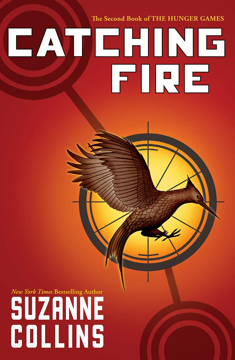 Catching Fire (Hunger Games 2) by Suzanne Collins