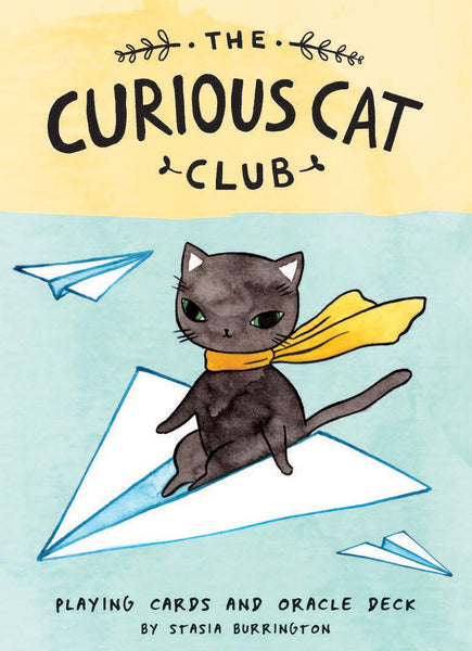 Curious Cat Club Deck