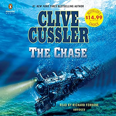 The Chase (Isaac Bell Adventure #1) Abridged CD by Clive Cussler