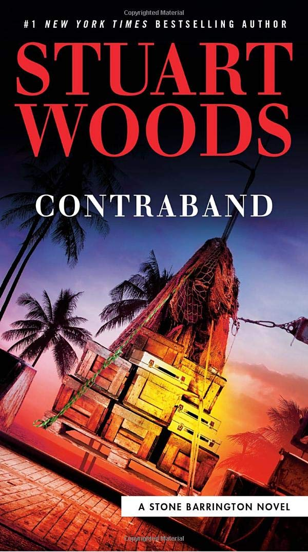 Contraband (Stone Barrington 50) by Stuart Woods