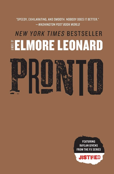 Pronto (Givens 1) by Elmore Leonard