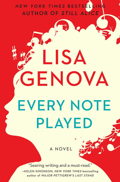 Every Note Played by Lisa Genova
