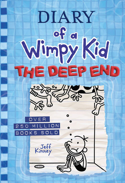 The Deep End (Diary of a Wimpy Kid 15) by Jeff Kinney