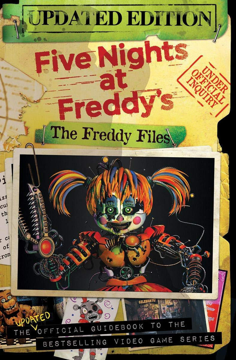 Five Nights at Freddy's: Freddy Files
