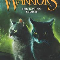 The Raging Storm (Warriors: Vision of Shadows 6)