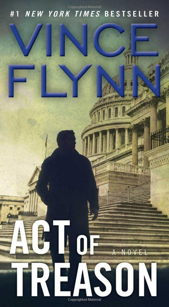 Act of Treason (Mitch Rapp 9) by Vince Flynn