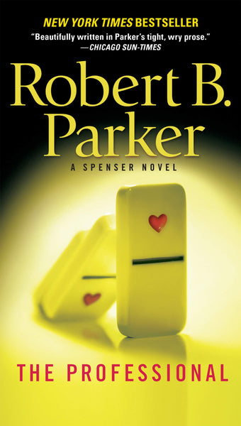 The Professional (Spenser 37) by Robert B. Parker