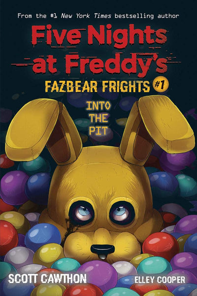 Into the Pit (Five Nights at Freddy's: Fazbear Frights 1)by Scott Cawthon
