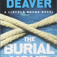 The Burial Hour (Lincoln Rhyme 14) by Jeffrey Deaver